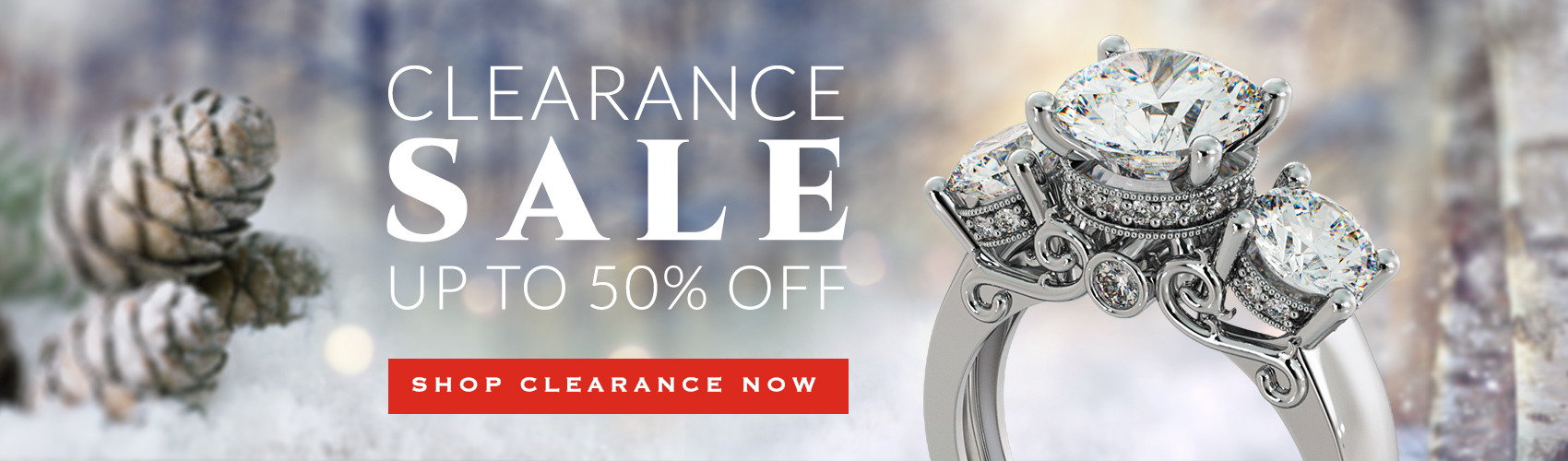 Agape Diamonds Winter Clearance Sale Up To 50% Off