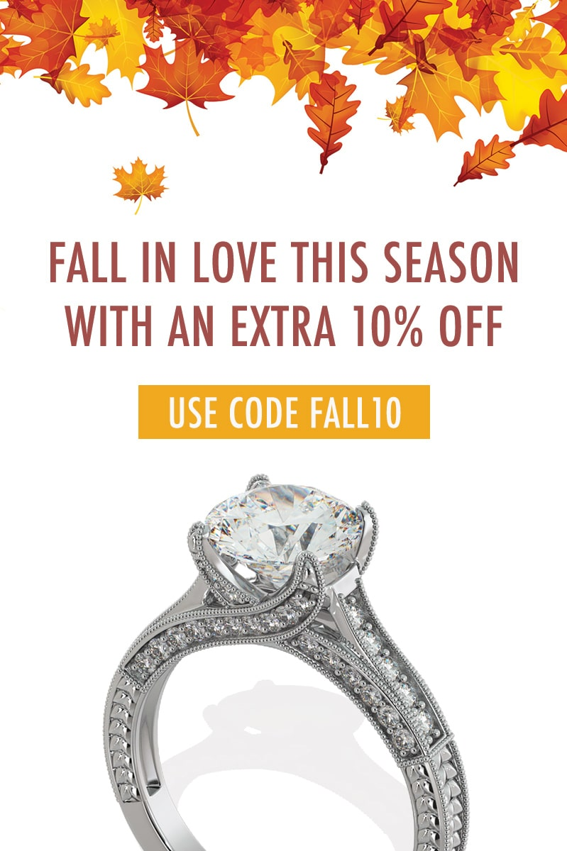 Fall in love Sale - save 10% off with code fall10