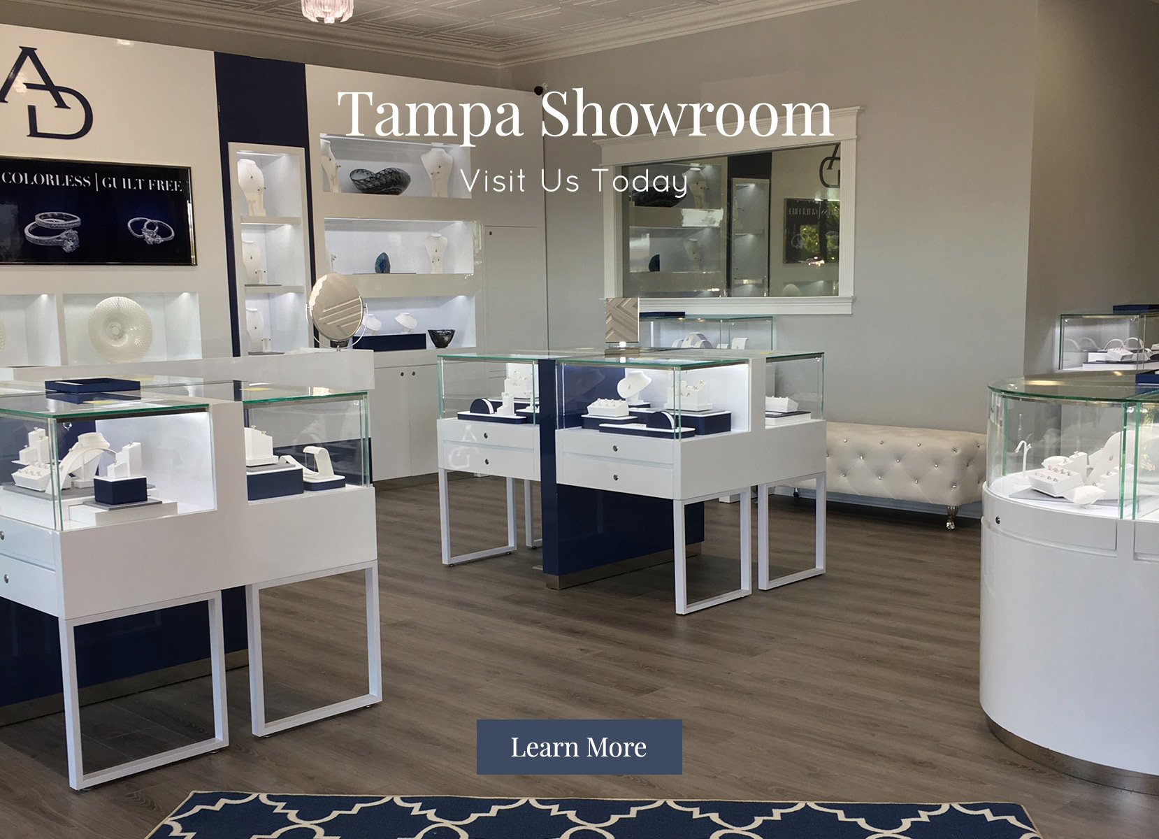 Agape Diamonds Tampa Florida Showroom