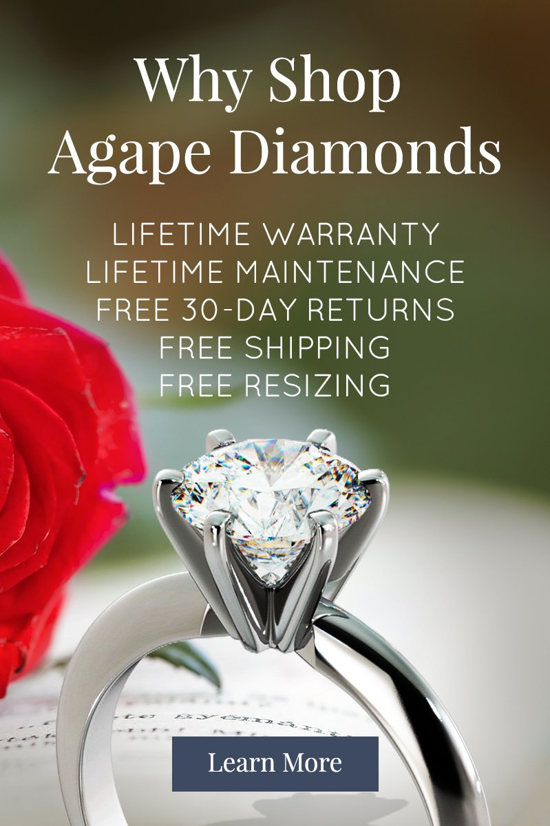 Why Choose Agape Diamonds